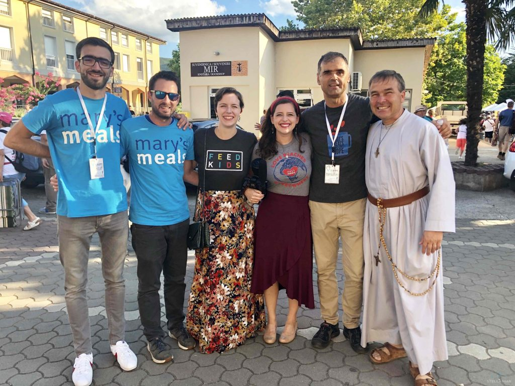 Mary's Meals Medjugorje